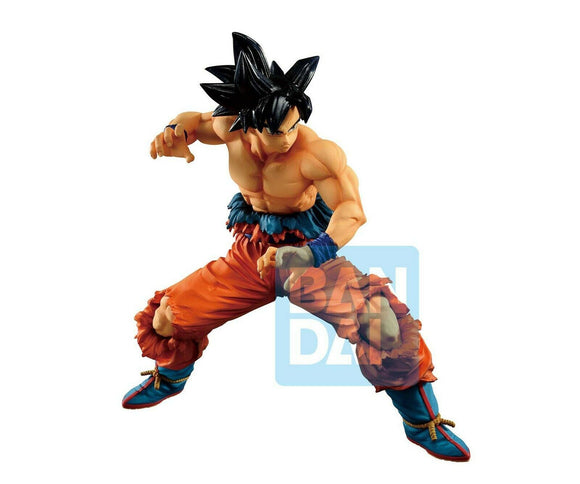 Banpresto Ichibansho Dragon Ball GOKU ULTRA INSTINCT SIGN (Ultimate) 20cm Statue BP16420