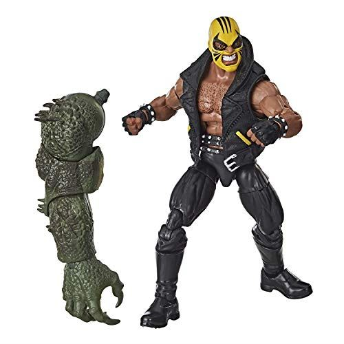 Marvel Hasbro Legends Gamerverse 6-inch Collectible Rage Action Figure