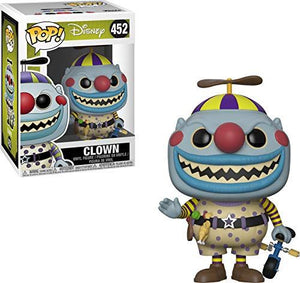 Funko POP! Vinyl Figure #452 Disney Nightmare Before Christmas Clown
