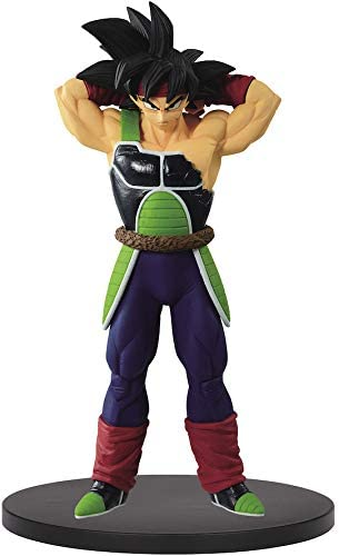 BanPresto Dragon Ball Z Creator x Creator Bardock Figure VERS A BP16393