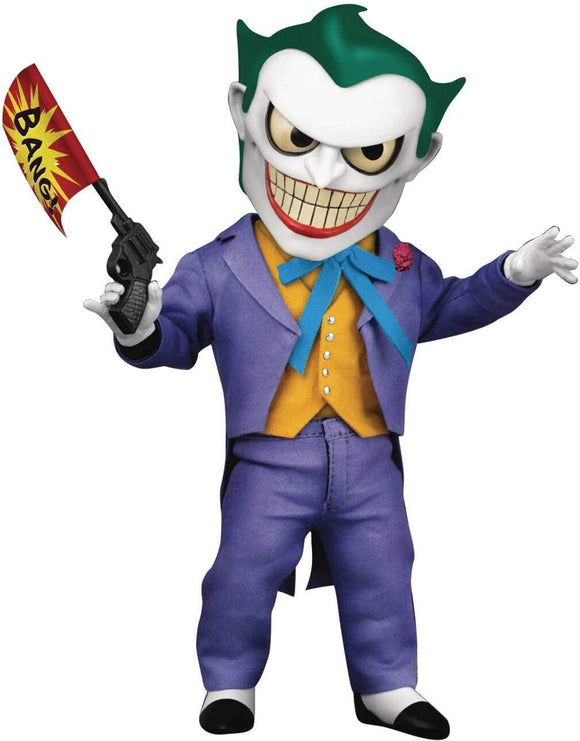 Beast Kingdom Batman The Animated Series Egg Attack 17 cm Action Action Figure Joker