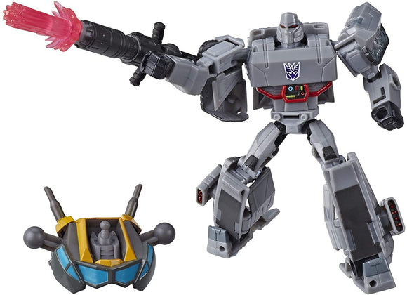 Transformers Cyberverse Deluxe Megatron 5
