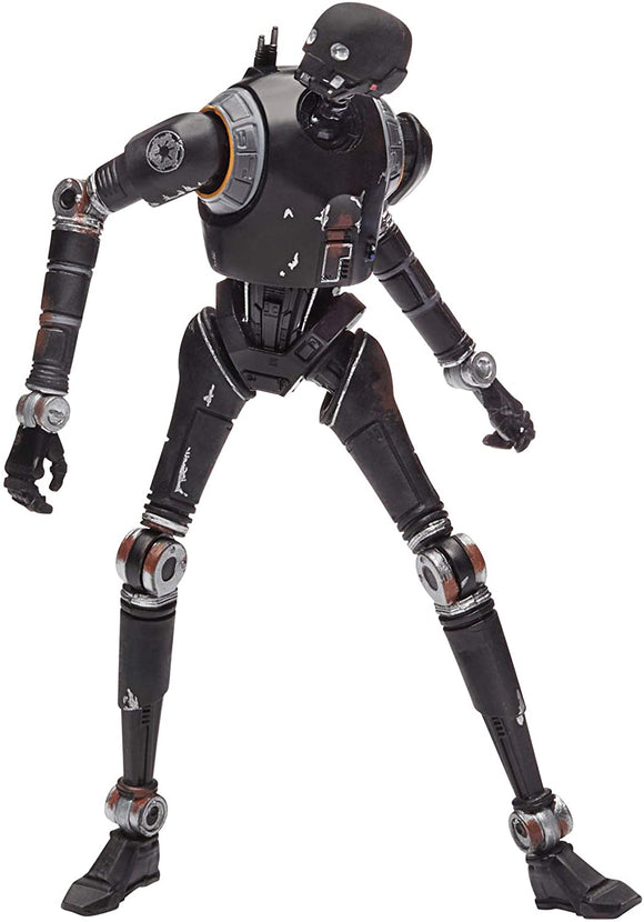 Star Wars The Vintage Collection K-2SO (Kay-Tuesso) Toy, 9.5 cm Scale Rogue One: A Star Wars Story Action Figure, Children Aged 4 and Up