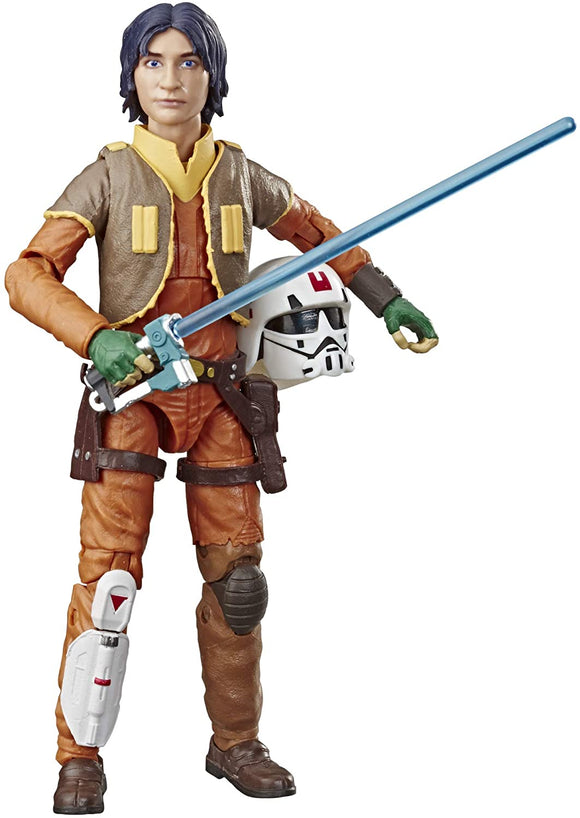 Star Wars The Black Series Ezra Bridger 6