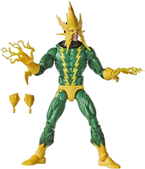 Spider-Man Hasbro Marvel Legends Marvel's Electro 6