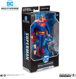 "McFarlane DC Multiverse ANIMATED SUPERMAN 7"" Action Figure"
