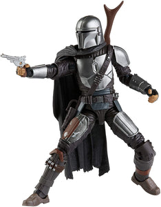 "Star Wars The Black Series The Mandalorian Beskar Armor 6"" Action Figure (Special Import Stock)"