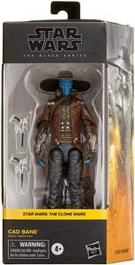 "Star Wars Black Series Cad Bane The Clone Wars 6"" Action Figure"