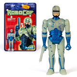 "Super7 ReAction RoboCop Glow in the Dark Battle Damaged NYCC Excl. 3.75"" Action Figure"