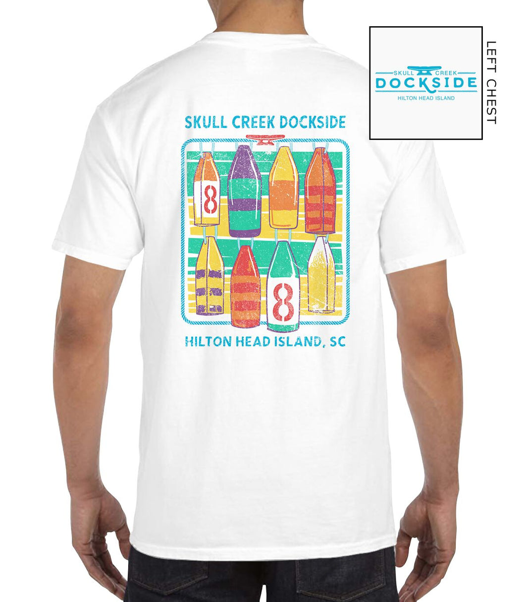 Colorful Buoys T-Shirt