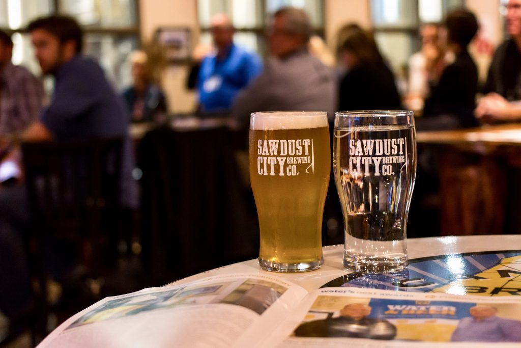 Sawdust City Recognized as Provincial Leader in Sustainable Craft Brewing and Water Stewardship