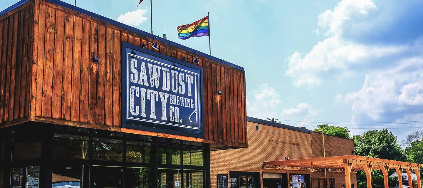 Sawdust City Welcome