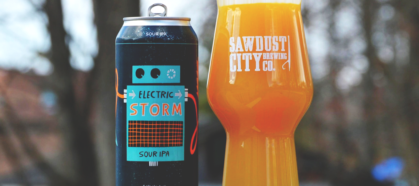 Electric Storm Sour IPA