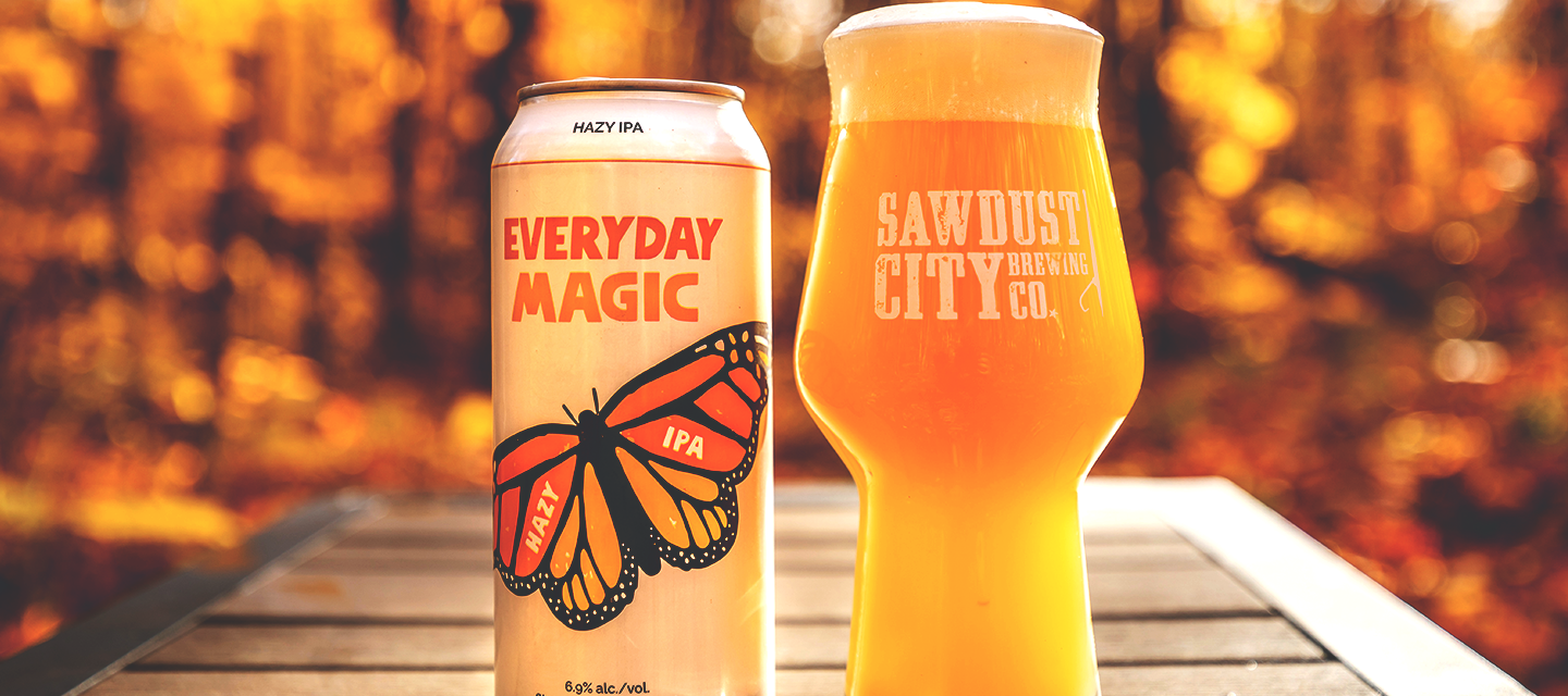 Everyday Magic Hazy IPA