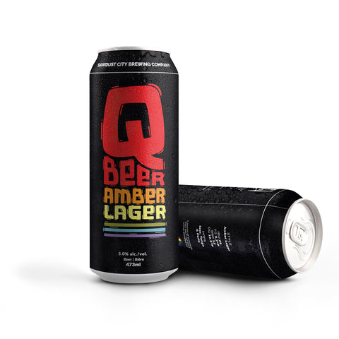 Q-Beer Amber Lager