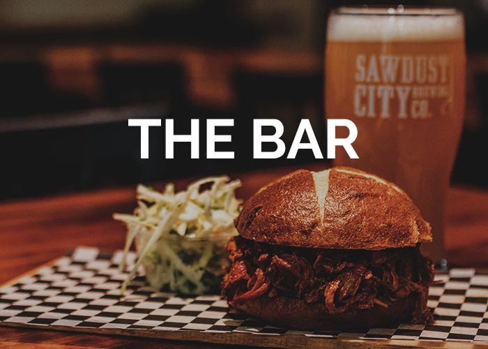 Click here to learn about the bar.