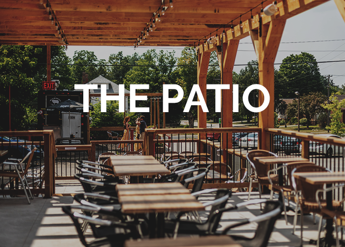Click here to learn about the patio.