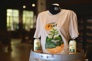 Lone Pine West Coast IPA Shirt