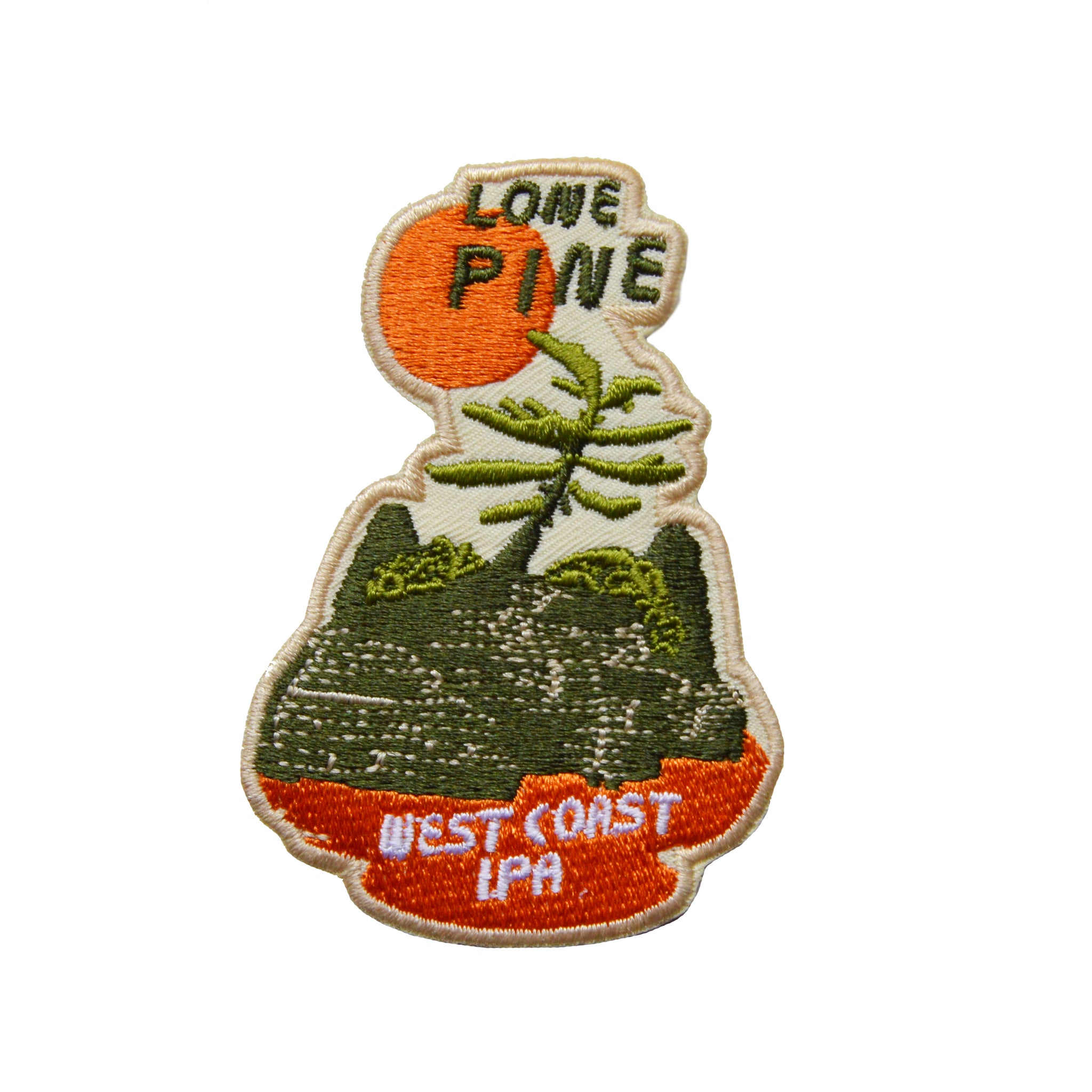 Patch - Lone Pine
