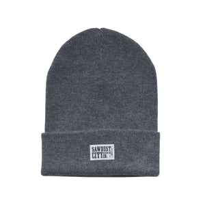 Sawdust City Toque - Grey