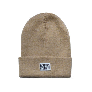 Sawdust City Toque - Tan