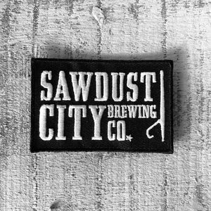 Patch - Sawdust City Brewing Co. Logo