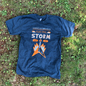 Electric Storm Tee