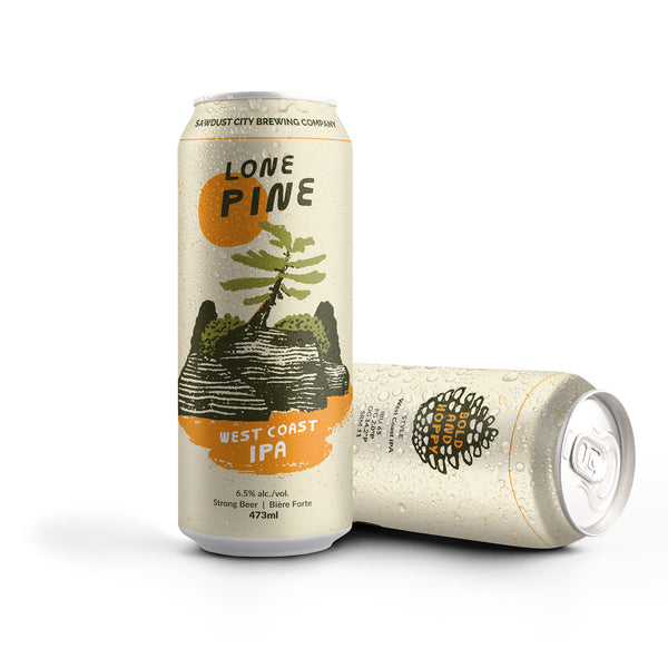 Lone Pine West Coast IPA
