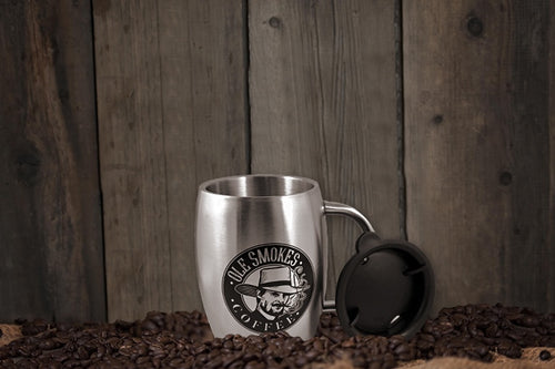 15oz Stainless Steel travel Mug