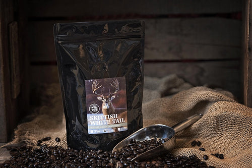 Hunter's Blend - Light Roast: Skittish White Tail 5 lbs
