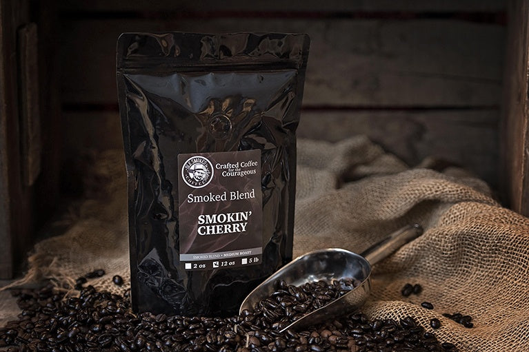 Smoked Blend - Smokin' Cherry 2oz Sampler