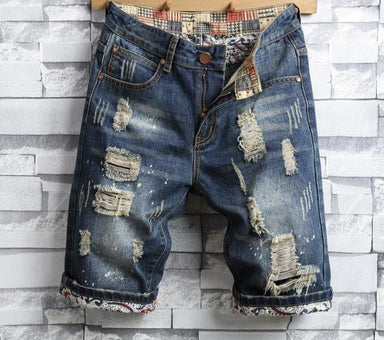Short denim 2020
