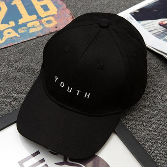 "Casquette unie ""Youth"""
