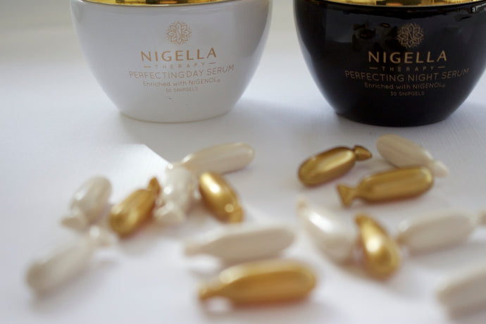 Research Studies: Nigella Therapy Perfecting Serum