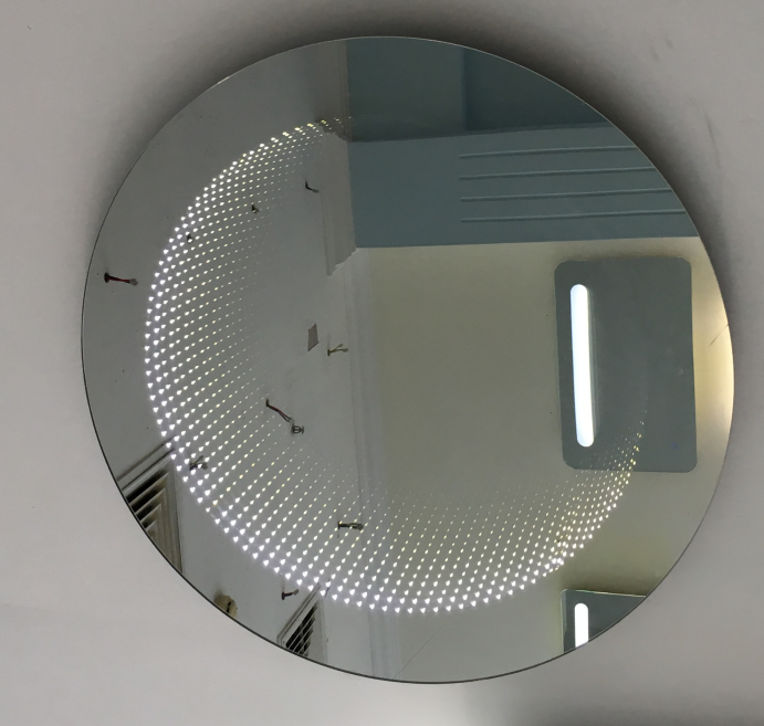 3D Tunnel LED Light Mirror L1180
