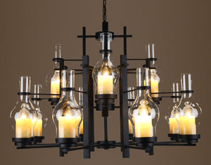 12- Light Chandelier L1086