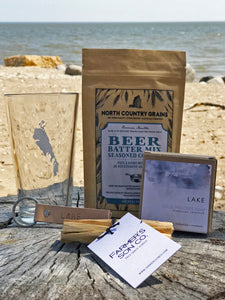 Cabin Fever Prairie Parcel - Gift Parcel Curated with Manitoba Made Products