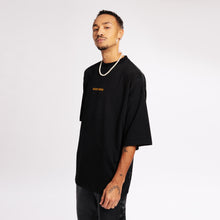 ULTRA HEAVY OVERSIZE T-SHIRT - BLACK