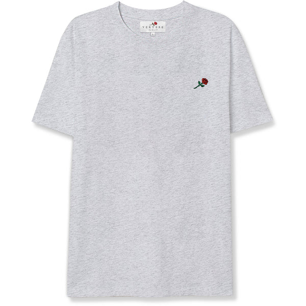 ROSE T-SHIRT - LIGHTGREY
