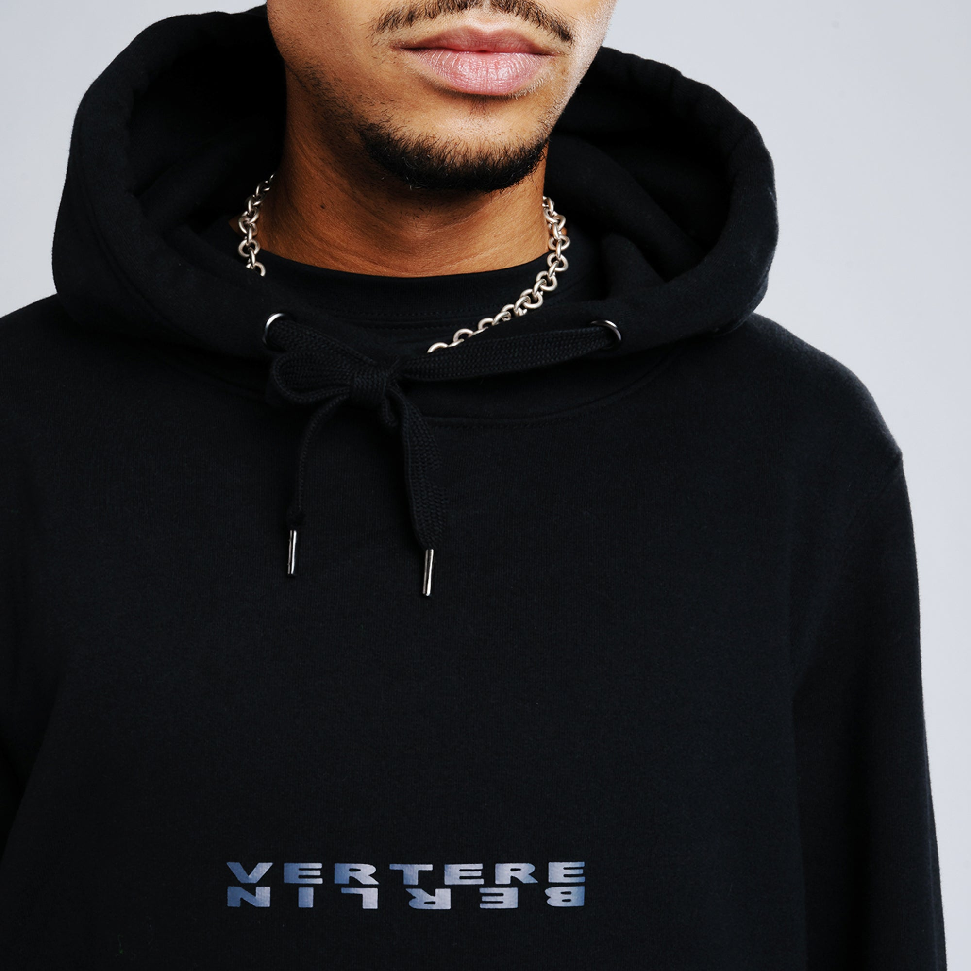 STRICTLY DANCEFLOOR BUSINESS HOODIE - BLACK