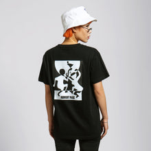 MIDNIGHT MAGIC T-SHIRT - BLACK