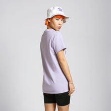 CENTRAL CARRIER T-SHIRT - LIGHT-PURPLE