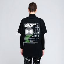 LOST IN TIME T-SHIRT - BLACK