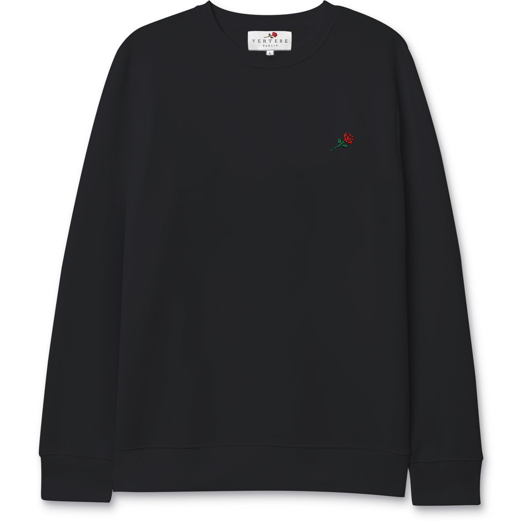 ROSE SWEATER - BLACK