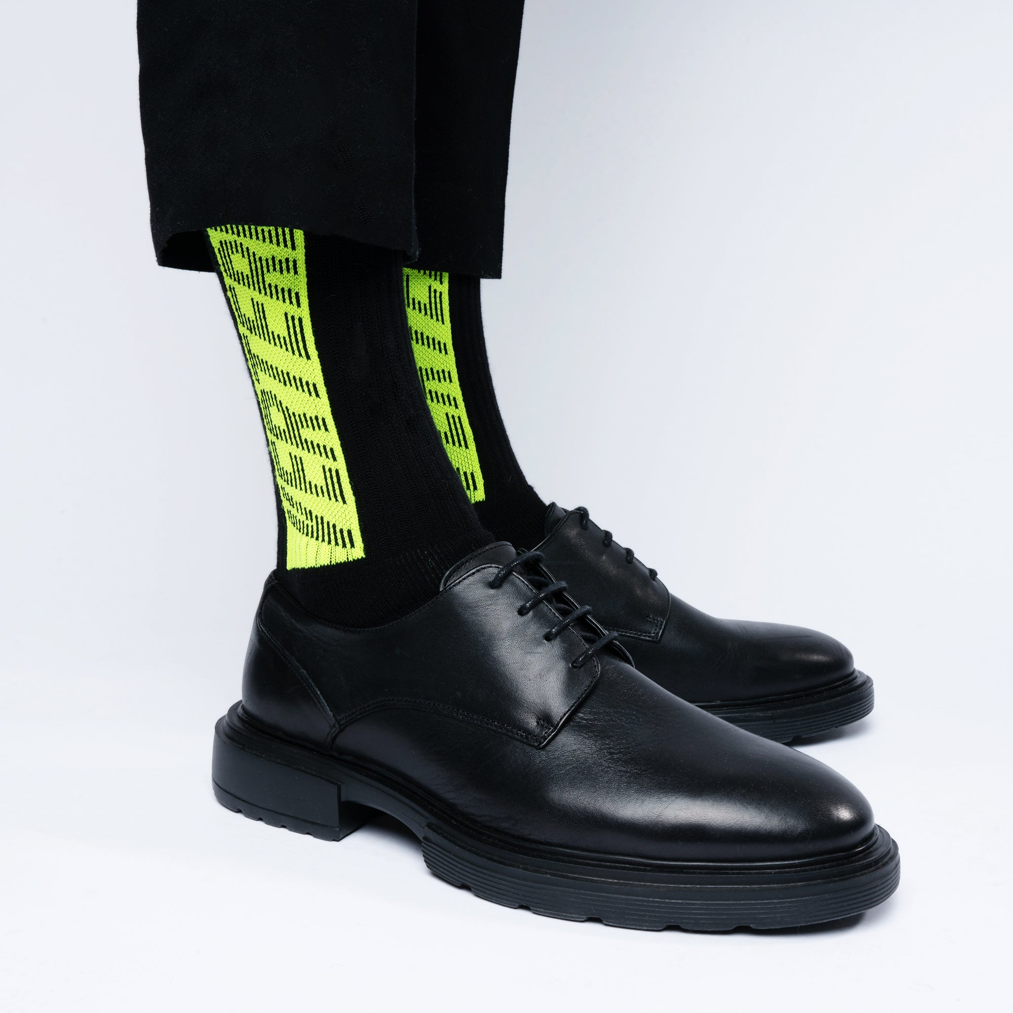 TENNIS SOCKS BEAM - BLACK