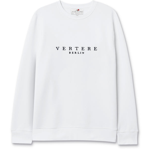 VERTERE BERLIN SWEATER - WHITE