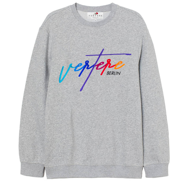 COLORIZE SWEATER - GREY