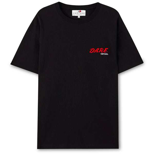 DARE T-SHIRT - BLACK