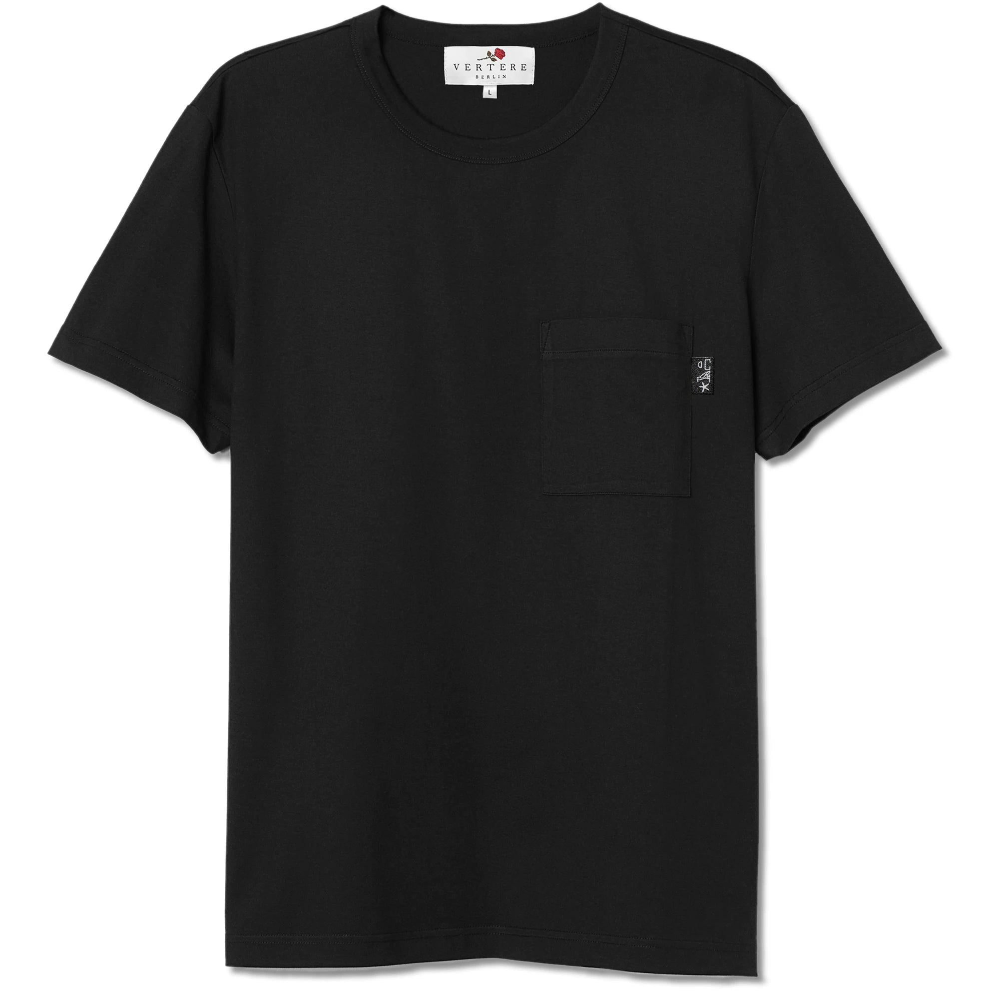DUAT COLLAB T-SHIRT SCARABAEUS - BLACK