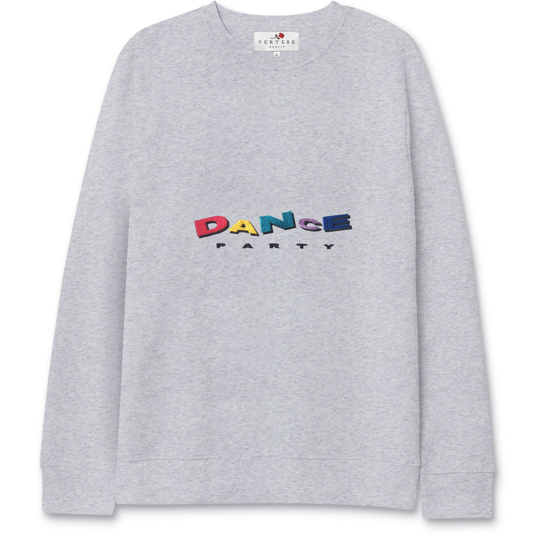 ANDHIM COLLAB SWEATER DANCE PARTY - GREY